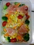 還元サラダ菜